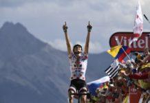 Warren Barguil - král hor a 18. etapy Tour de France 2017