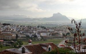 Antequera - dojezd 12. etapy Vuelty 2017