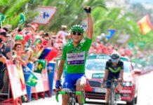 Matteo Trentin 10. etapa Vuelta 2017