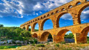 Pont du Gard - Nîmes - krajina 1. etapy - 72. Vuelta a España