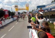 Sam Bennett - 4. etapa Czech Cycling Tour