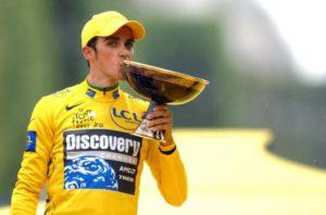 Alberto Contador 2007