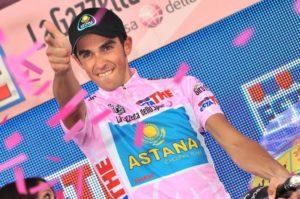 Alberto Contador 2008 Giro