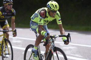 Alberto Contador 2016