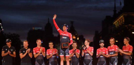 Alberto Contador 2017