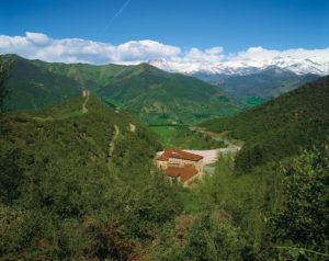 Santo Toribio de Liébana - kulisy dojezdu 18. etapy Vuelty 2017