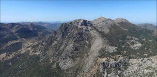 Sierra de la Pandera - impozantní dojezd 14. etapy Vuelty 2017