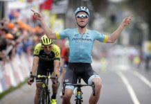 Michael Valgren a Roman Kreuziger Amstel Gold Race 2018