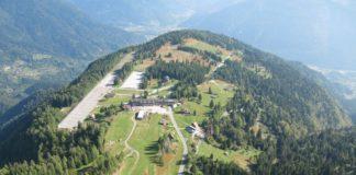 Monte Zoncolan - cíl 14. etapy Giro d'Italia 2018