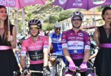 Simon Yates a Elia Viviani - dva nejúspěšnější jezdci prvních 9 etap Giro d'Italia 2018