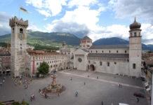 Trento - startovní město 16. etapy Giro d'Italia 2018