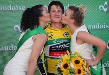 Stefan Küng (BMC) - první lídr Tour de Suisse 2018