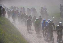 Cesta do Roubaix - prach, kostky a zase kostky - 9. etapa Tour de France 2018