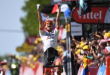 John Degenkolb - vítěz 9. etapy Tour de France 2018