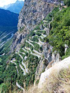 Lacets de Montvernier - 12. etapa Tour de France 2018