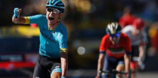 Magnus Cort Nielsen - vítěz 15. etapy Tour de France 2018
