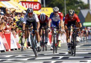 Peter Sagan 2. etapa Tour de France 2018