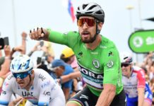 Peter Sagan - vítěz 13. etapy Tour de France 2018