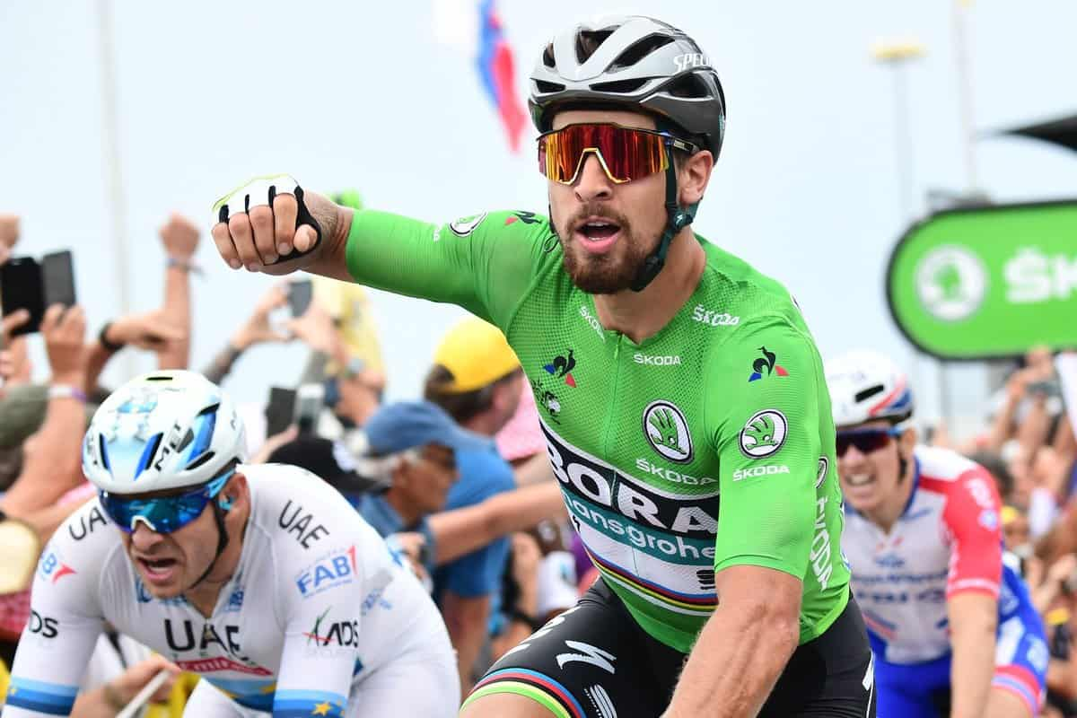 Peter Sagan - vítěz 13. etapy Tour de France 2018