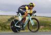 Primož Roglič - 20. etapa Tour de France 2018