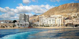 Roquetas de Mar - okolí dojezdu 5. etapy Vuelty 2018