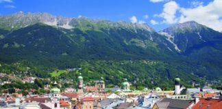 Innsbruck - dějiště mistrovství světa 2018
