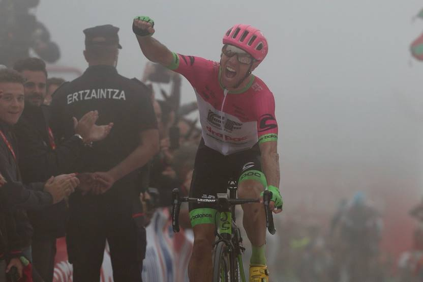 Michael Woods Vuelta 2018 etapa 17