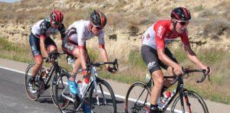 Únik 18. etapa Vuelta 2018 Wallays Bol a Bystrom