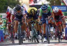 Valverde a Sagan se perou o výhru a body v 8. etapě Vuelty 2018