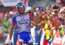 Thibaut Pinot - vítěz Giro di Lombardia 2018