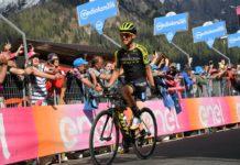 Esteban Chaves - vítěz 19. etapy Giro d'Italia 2019