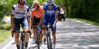 Marco Canola - bojovník 19. etapy Giro d'Italia 2019