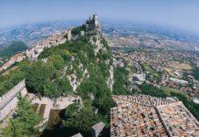 San Marino - krajina dojezdu 9. etapy Giro d'Italia 2019