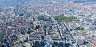 Brusel - start i cíl 1. etapy Tour de France 2019