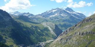 Col de l'Iseran - 19. etapa Tour de France 2019