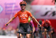 Marianne Vos - vítězka La Course by Le Tour de France 2019