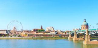 Toulouse - cíl 11. etapy Tour de France 2019
