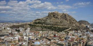 Alicante - cíl 3. etapy Vuelty 2019