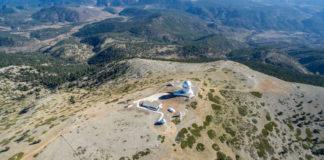 Alto de Javalambre - cíl 5. etapy Vuelty 2019