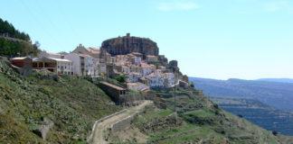 Ares del Maestrat - cíl 6. etapy Vuelty 2019