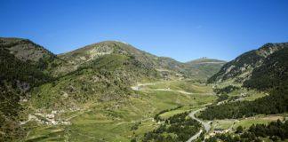 Cortals d'Encamp - cíl 9. etapy Vuelty 2019