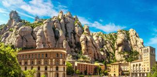Montserrat - zlomový bod 8. etapy Vuelty 2019