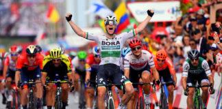 Sam Bennett Vuelta