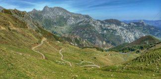 La Cubilla - dojezd 16. etapy Vuelty 2019