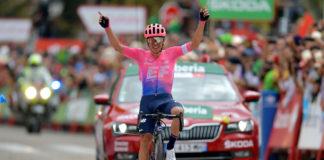 Sergio Higuita EF Education First 18. etapa Vuelta 2019