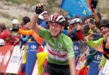 Tadej Pogačar - vítěz 20. etapy Vuelty 2019