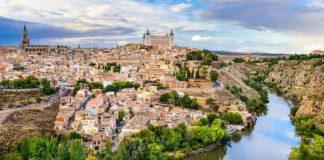Toledo - cíl 19. etapy Vuelty 2019