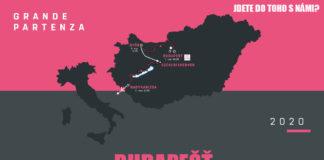 Giro 2020 Budapešť sraz