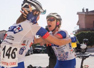 Holka, tys to vyhrála! Évita Muzic, vítězka 9. etapy Giro Rosa 2020