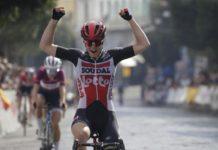 Lotte Kopecky - vítězka 7. etapy Giro Rosa 2020